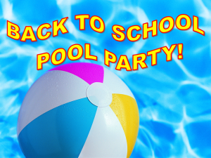 Bulletin Logo for Pool Party 2014